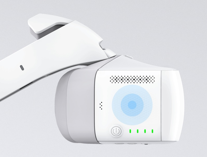 DJI очки виртуальной реальности. FPV очки