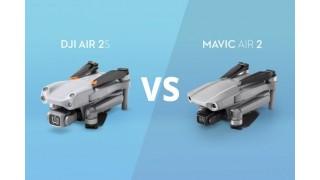 """DJI Air 2S vs. Mavic Air 2: Лучший беспилотник """"Все В одном"""""""