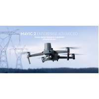 Новый Mavic 2 Enterprise Advanced от DJI