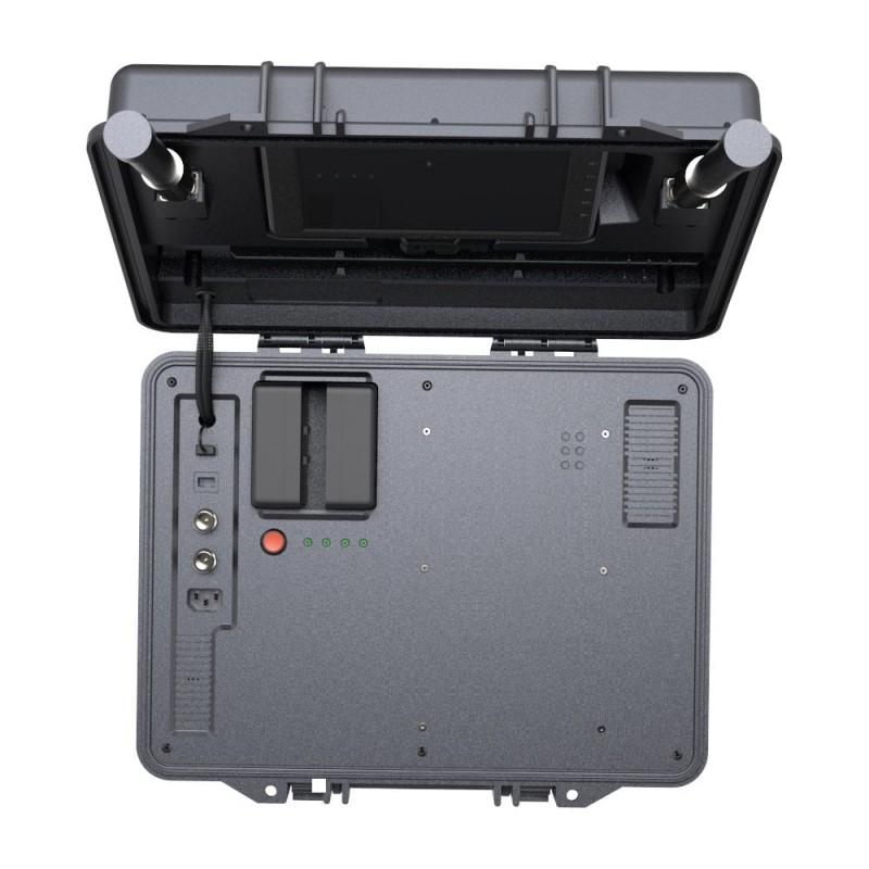Платформа обнаружения дронов Aeroscope Mobile