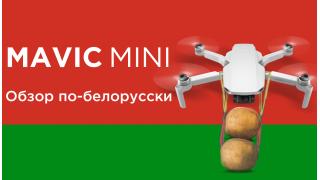 Обзор и Тест Квадрокоптера DJI Mavic Mini