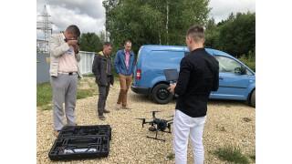 Практические демонстрации оборудования DJI