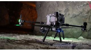 Автономный подземный полет с Мatrice 300 RTK и технологией Hovermap от Emesent