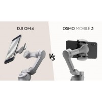 DJI OM 4 vs DJI Osmo Mobile 3: Что нового?