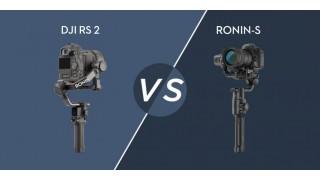 Сравнение DJI RS 2 и Ronin-S: Что нового?