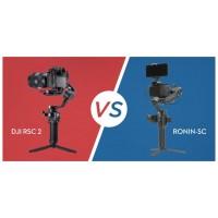Сравнение DJI RSC 2 и Ronin-SC: что нового?