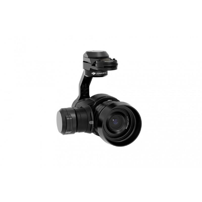 Подвес с камерой Zenmuse X5 + MFT 15mm, F1.7 в сборе