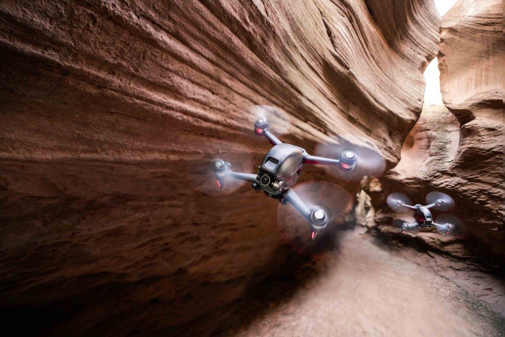 dji fpv drones
