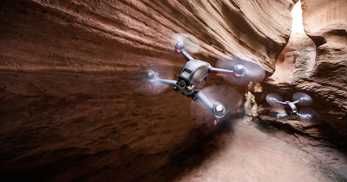 gonochnyi dron dji fpv