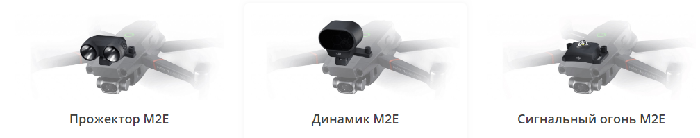 Квадрокоптер DJI MAVIC 2 Enterprise Dual Комплект