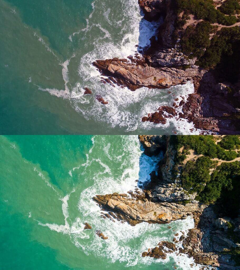 Разница фотографий JPEG и RAW
