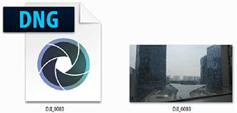Расширение JPEG VS RAW
