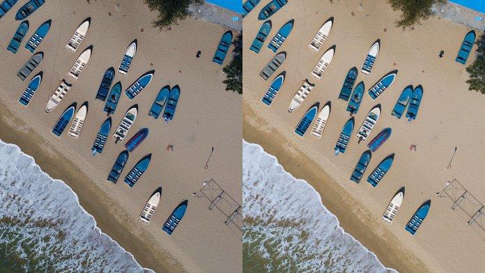 Разница JPEG и RAW