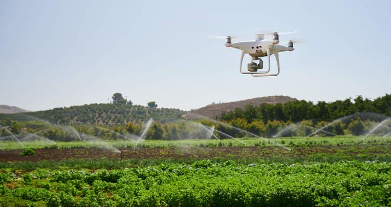 Сельскохозяйственный дрон