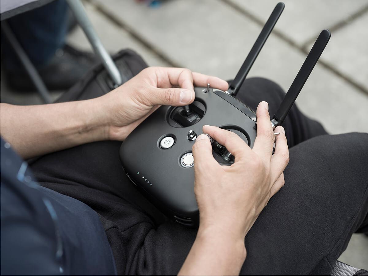 dji fpv remote controller