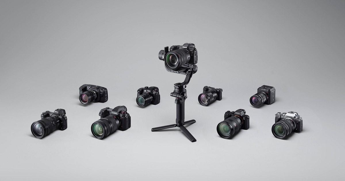 stabilizator dlya zerkalnyh kamer dji rsc 2