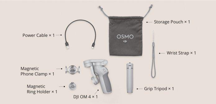 Osmo Mobile 4 In box