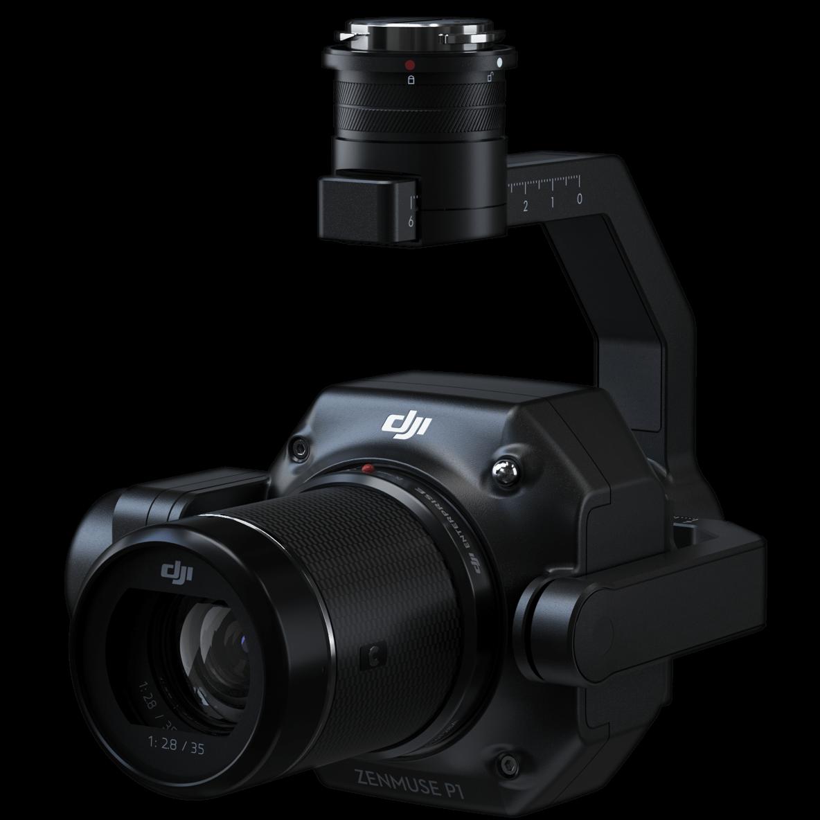 kamera drona dji matrice ,zenmuse p1