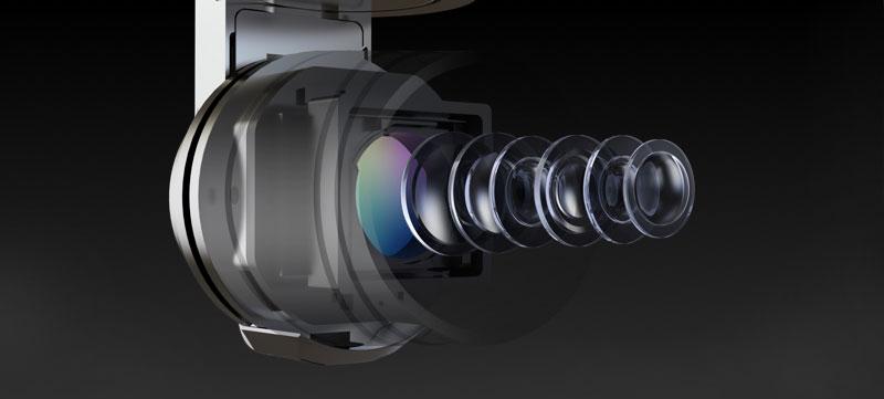 Камера записывает в 4К и 30fps в секунду