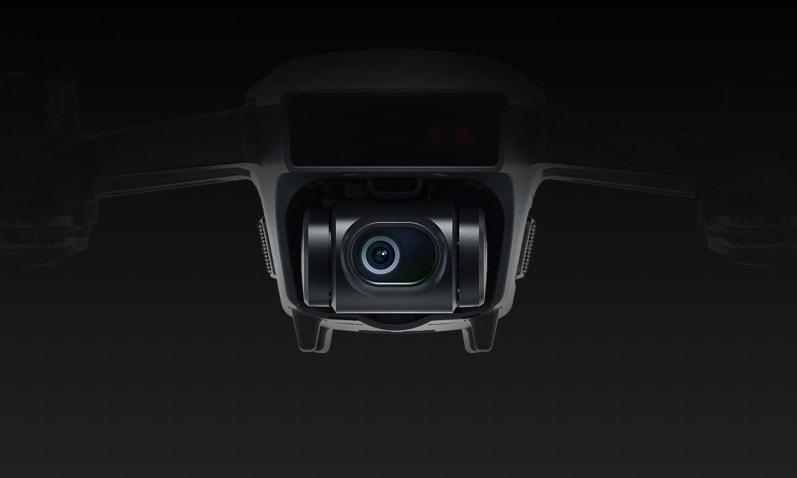 Камера квадрокоптер Spark